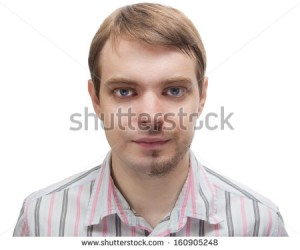 stock-photo--a-young-man-with-a-beard-on-half-of-the-face-isolated-on-white-160905248