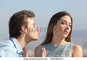 stock-photo-friend-zone-concept-with-a-man-trying-to-kiss-a-woman-and-she-rejecting-him-266566415